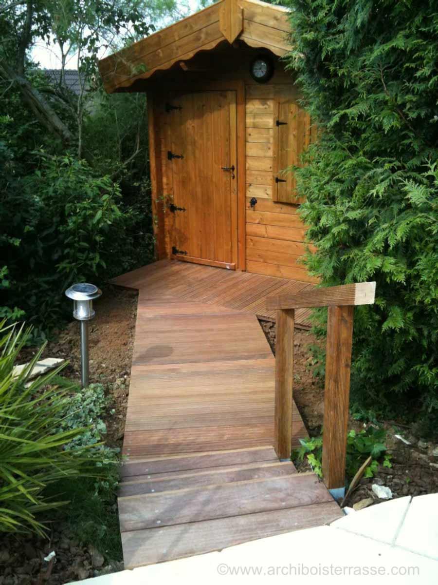 all e chemin et sentier design passerelle pi tonne en bois 27 78 93. Black Bedroom Furniture Sets. Home Design Ideas