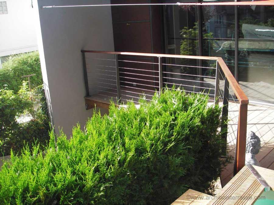 rambarde balustrade rampe d 39 escalier et garde corps en. Black Bedroom Furniture Sets. Home Design Ideas