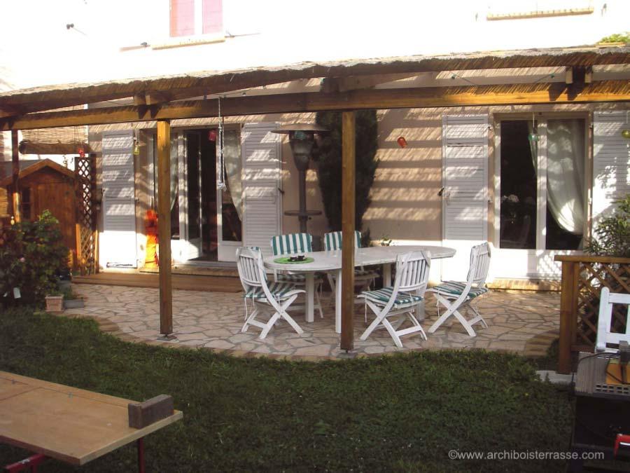 pergola bois alu fer forg murale ou auto port e avec. Black Bedroom Furniture Sets. Home Design Ideas
