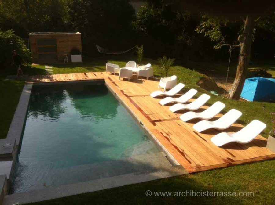 pool house abri cabane pavillon de jardin et plage deck de piscine. Black Bedroom Furniture Sets. Home Design Ideas