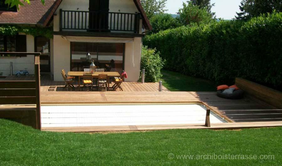 abri garde corps bois et inox protections de piscine. Black Bedroom Furniture Sets. Home Design Ideas