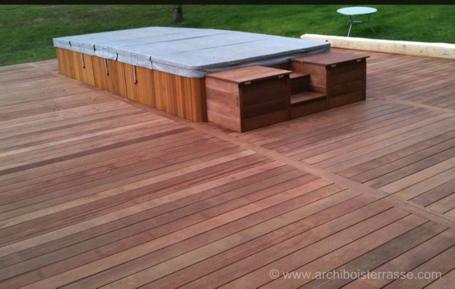 plancher bois exterieur fabulous peinture terrasse with. Black Bedroom Furniture Sets. Home Design Ideas
