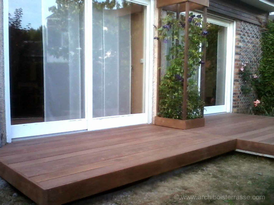 jardiniere claustra beautiful bac a fleurs en bois. Black Bedroom Furniture Sets. Home Design Ideas