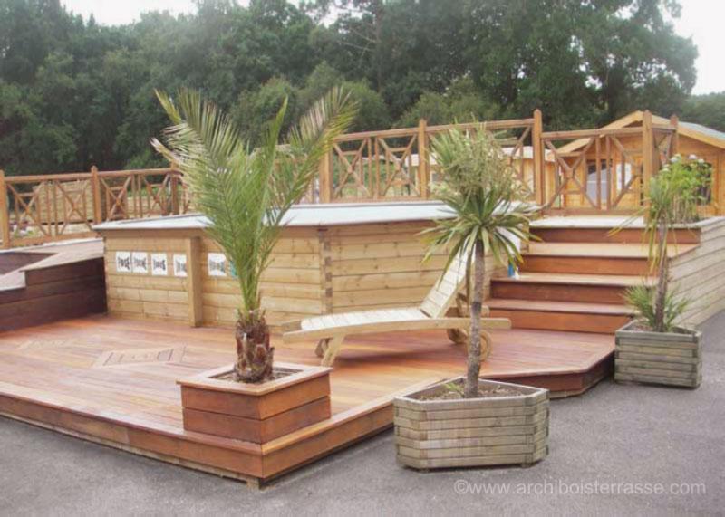 Construction De Terrasse  Pourquoi Le Bois   Proprit Et Avantage